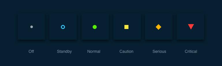 icons status symbols 1